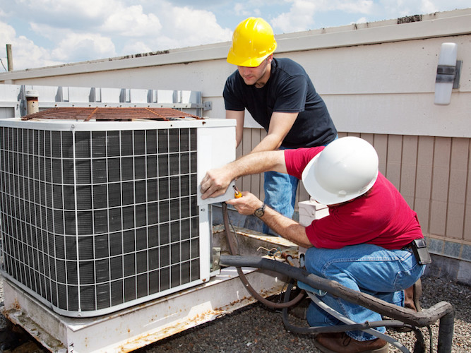 ac repairman Baltimore
